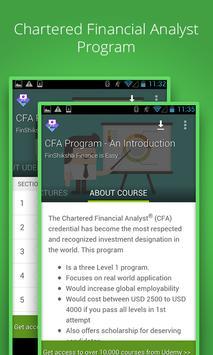 Learn CFA Basics poster