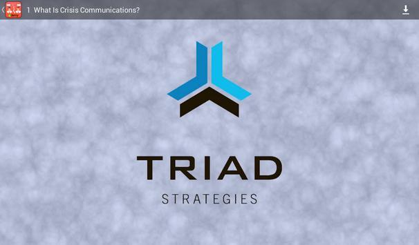 Crisis Communication Course screenshot 9