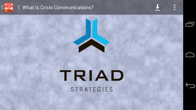 Crisis Communication Course screenshot 15