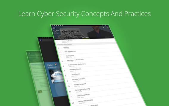 Cyber Security Course screenshot 4