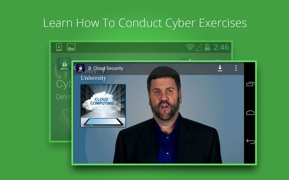 Cyber Security Course screenshot 2