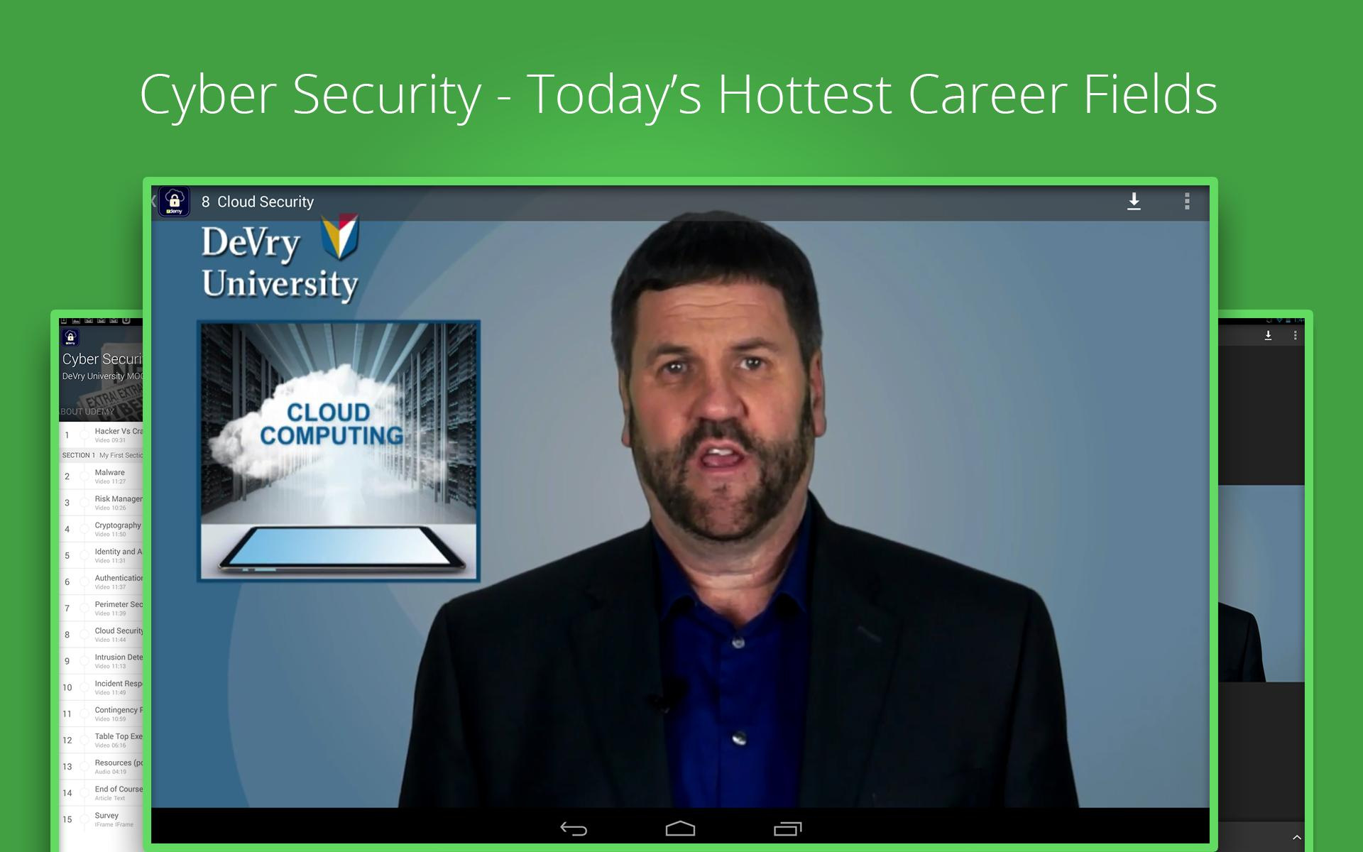 Cyber Security Course for Android - APK Download