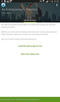 Become an Entrepreneur screenshot 17