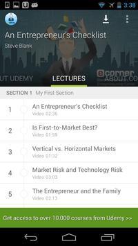 Become an Entrepreneur screenshot 1