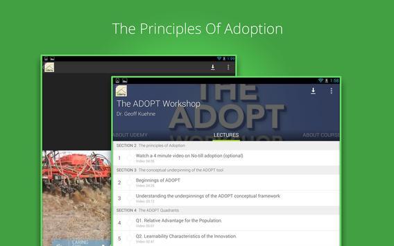 ADOPT Workshop apk screenshot