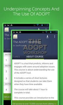 ADOPT Workshop poster