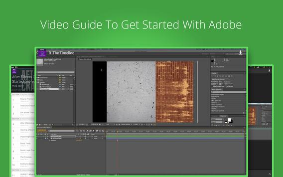 Udemy After Effects Course screenshot 6