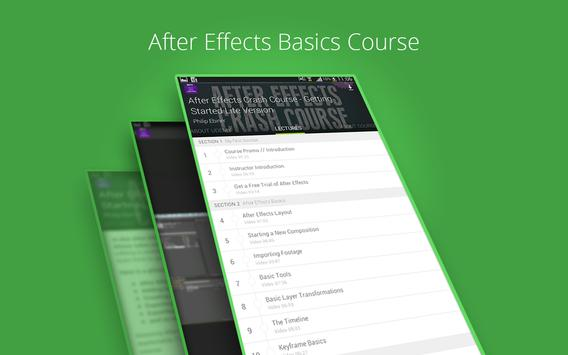 Udemy After Effects Course screenshot 7