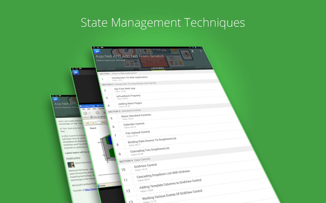 Web App Tutorials Asp Apk Download Free Education App For