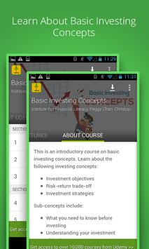 Basic Investing Concepts poster