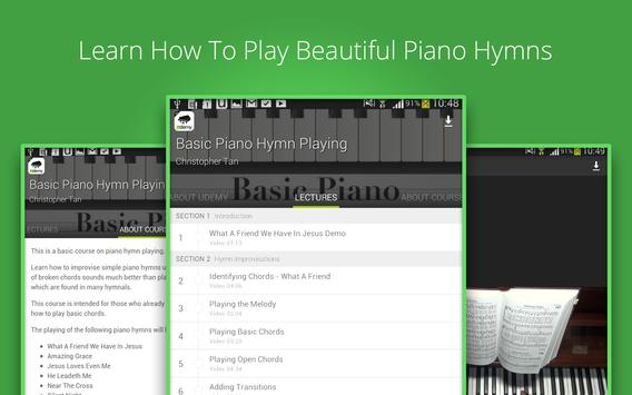Learn To Play Piano Hymns Apk Download Free Education App For