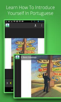 Learn Brazilian Portuguese screenshot 7