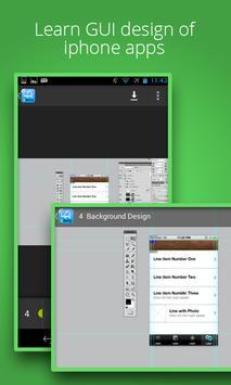 Learn iphone apps design screenshot 1