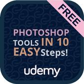 Basic Photoshop - Udemy Course icon