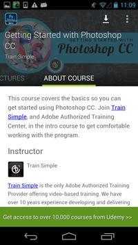 Basic Photoshop - Udemy Course screenshot 4
