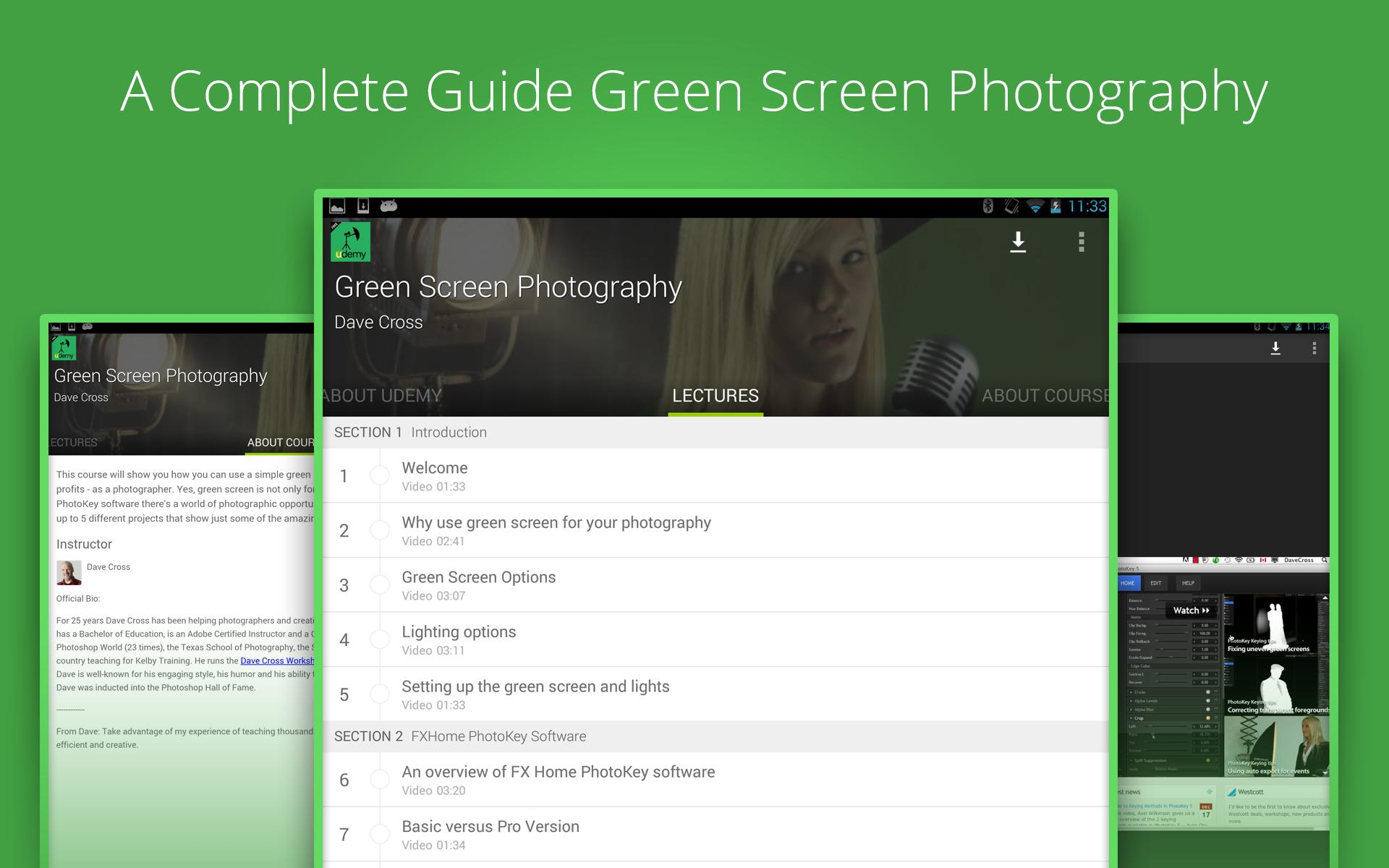 Green Screen Photography for Android - APK Download