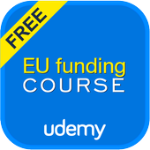 EU funding Course icon