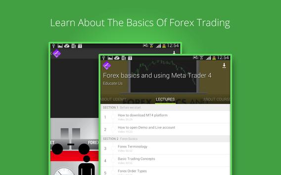 Forex Trading Course screenshot 2