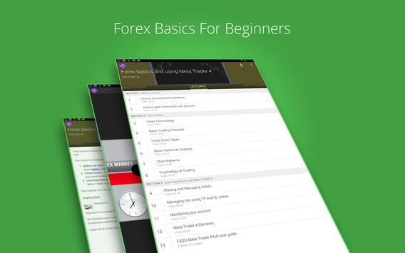Forex Trading Course screenshot 4