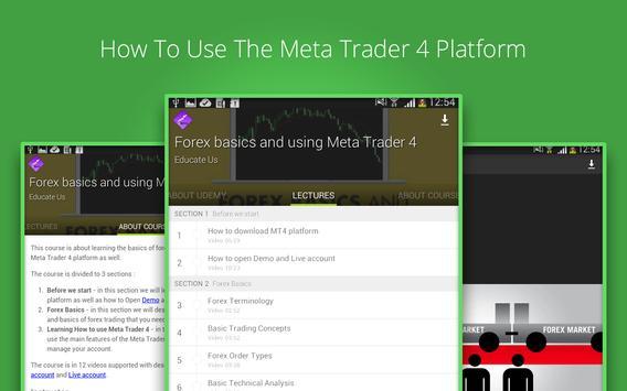Forex Trading Course screenshot 6
