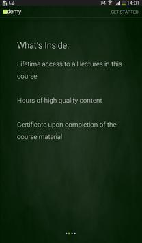 Forex Basics - Udemy Course apk screenshot