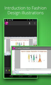 Fashion Design Illustration screenshot 1