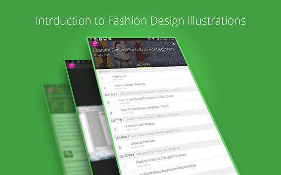 Fashion Design Illustration screenshot 7