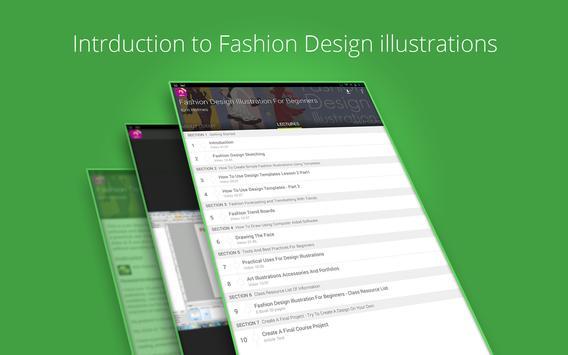 Fashion Design Illustration screenshot 4