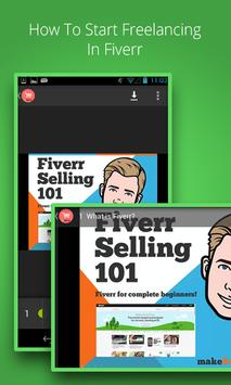 Fiverr Gig Selling Course screenshot 1