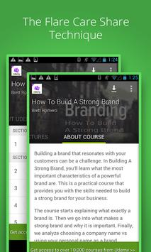 How To Build Strong Brand poster