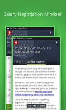 Salary Negotiation poster