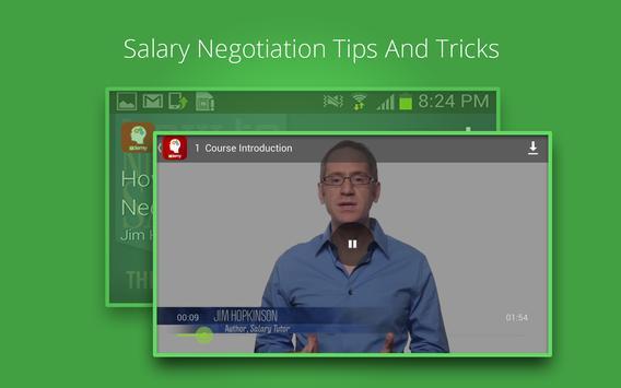 Salary Negotiation screenshot 2