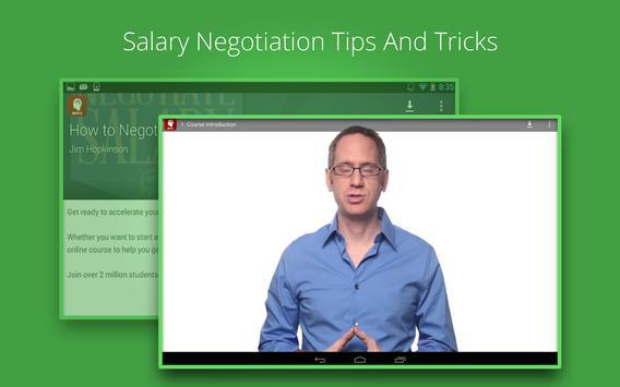 Salary Negotiation screenshot 5