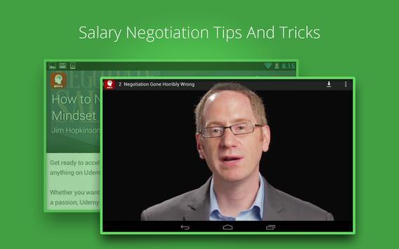 Salary Negotiation screenshot 8
