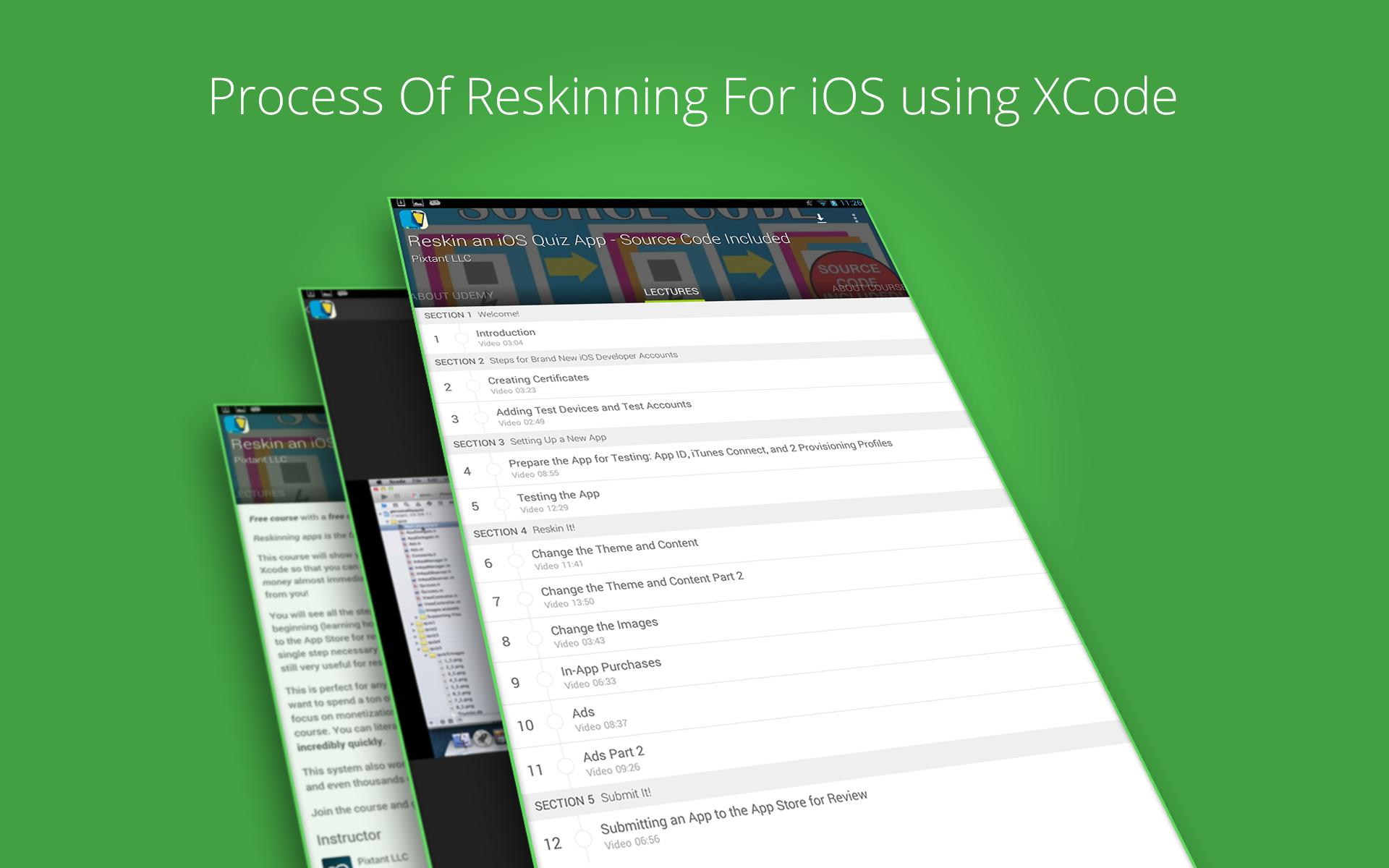 Reskinning iOS Apps Tutorials for Android - APK Download