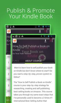 How To Publish Kindle Book poster