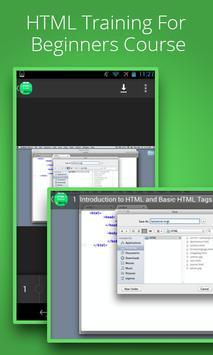 Basic HTML Tutorial by Udemy screenshot 1