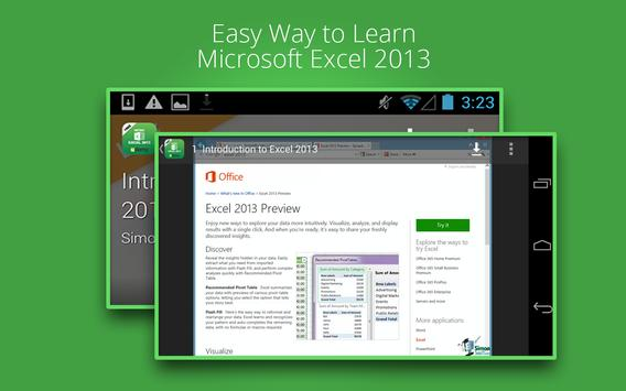 Basic Excel 2013 :Udemy Course screenshot 2