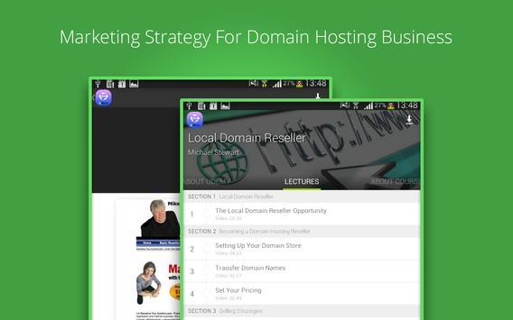 Learn Domain Reseller business screenshot 8