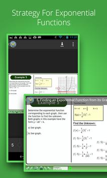 Exponential Functions Course screenshot 1