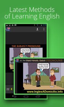 Learn English Basics screenshot 1