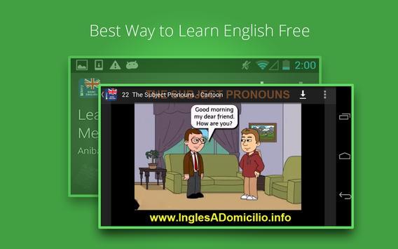 Learn English Basics screenshot 2