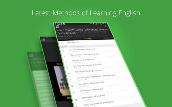 Learn English Basics screenshot 7