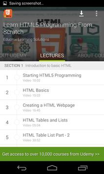 Learn Free HTML5 Tutorials for Android - APK Download