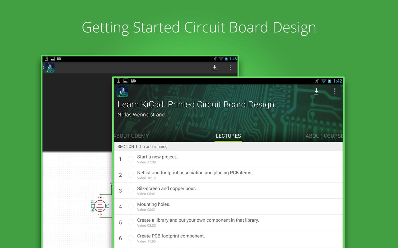 Printed Circuit Board Course Apk Download Free Education App For Learn About Boards Screenshot