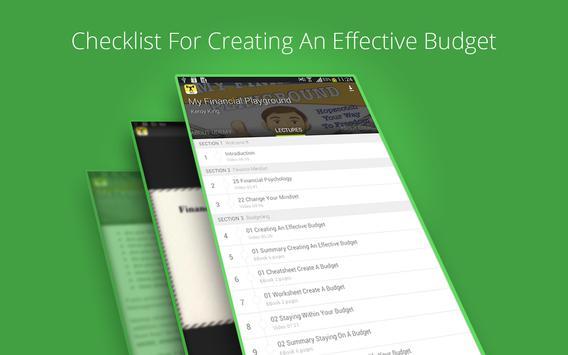 Financial Management Course apk screenshot