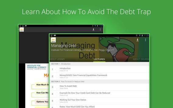 How To Manage Debt apk screenshot