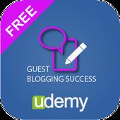 Guest Blogging Success icon