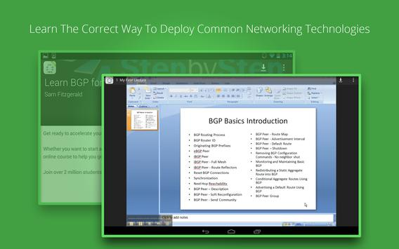 Learn BGP - Networking Course screenshot 5