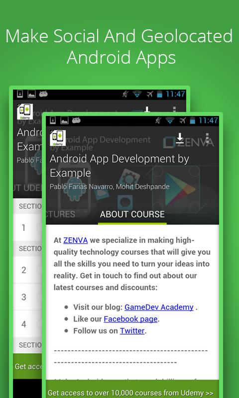 Learn Android Apps Development for Android - APK Download